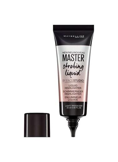 Maybelline Master Strobing Likit Aydınlatıcı - 100 Açık Ton Renkli